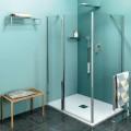 Aszimmetrikus zuhanykabin
